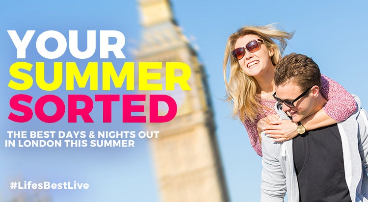 Your Summer Sorted