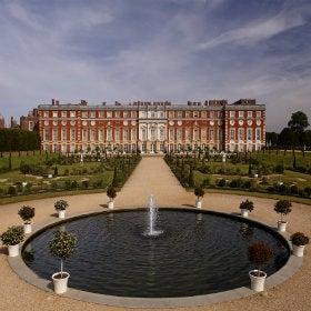Hampton Court Palace and Gardens London Breaks