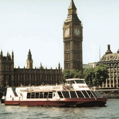City Cruises - Red River Rover (24hr)