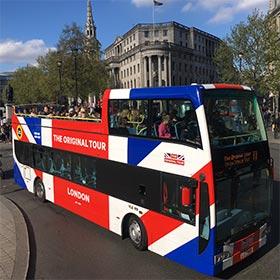 'The Original Tour' London Sightseeing