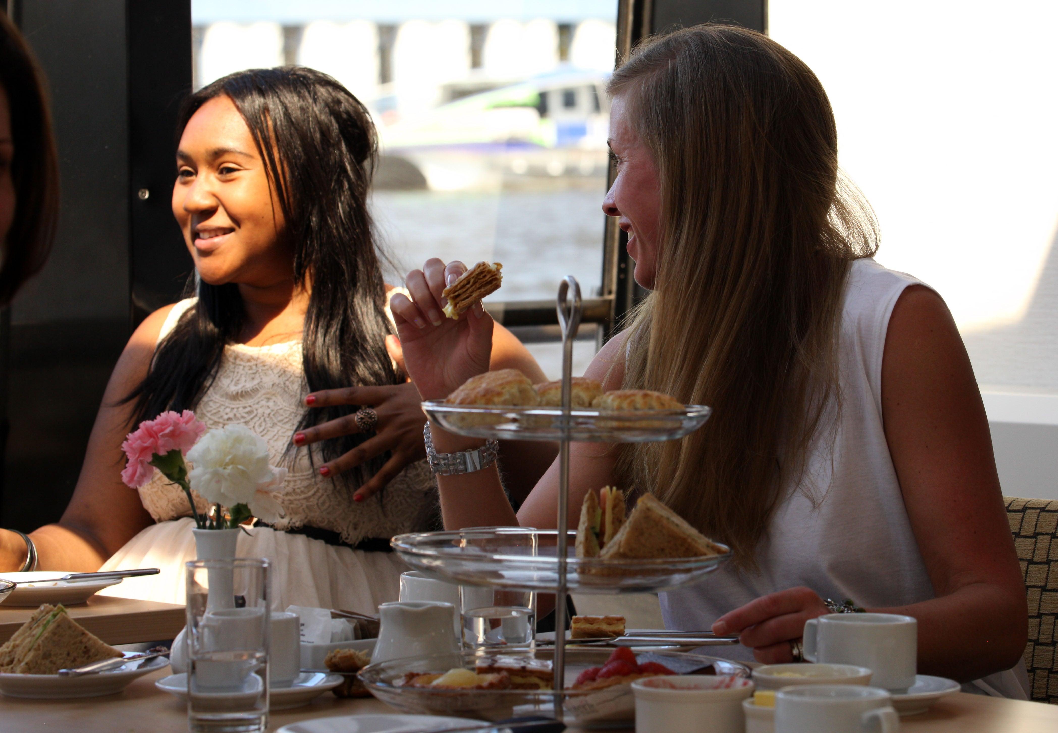 City Cruise - Afternoon Tea