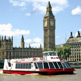 City Cruises - Sundowner Cruise