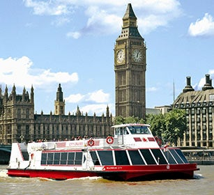 City Cruises - Lunch Cruise London Breaks