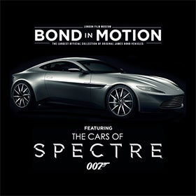 Bond In Motion Exhibition