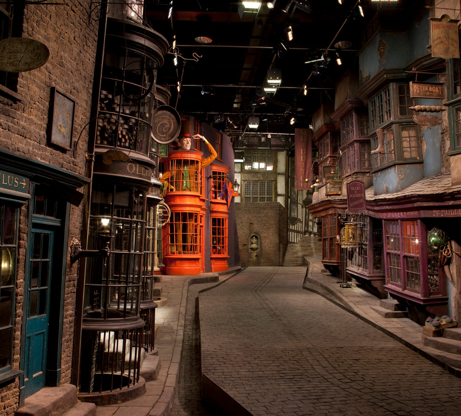 Warner Bros. Studio Tour with Coach Travel
