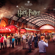 Warner Bros. Studio Tour with Coach Travel - Premium Tours