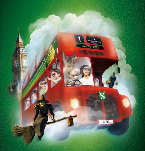 Shrek's Adventure! - London