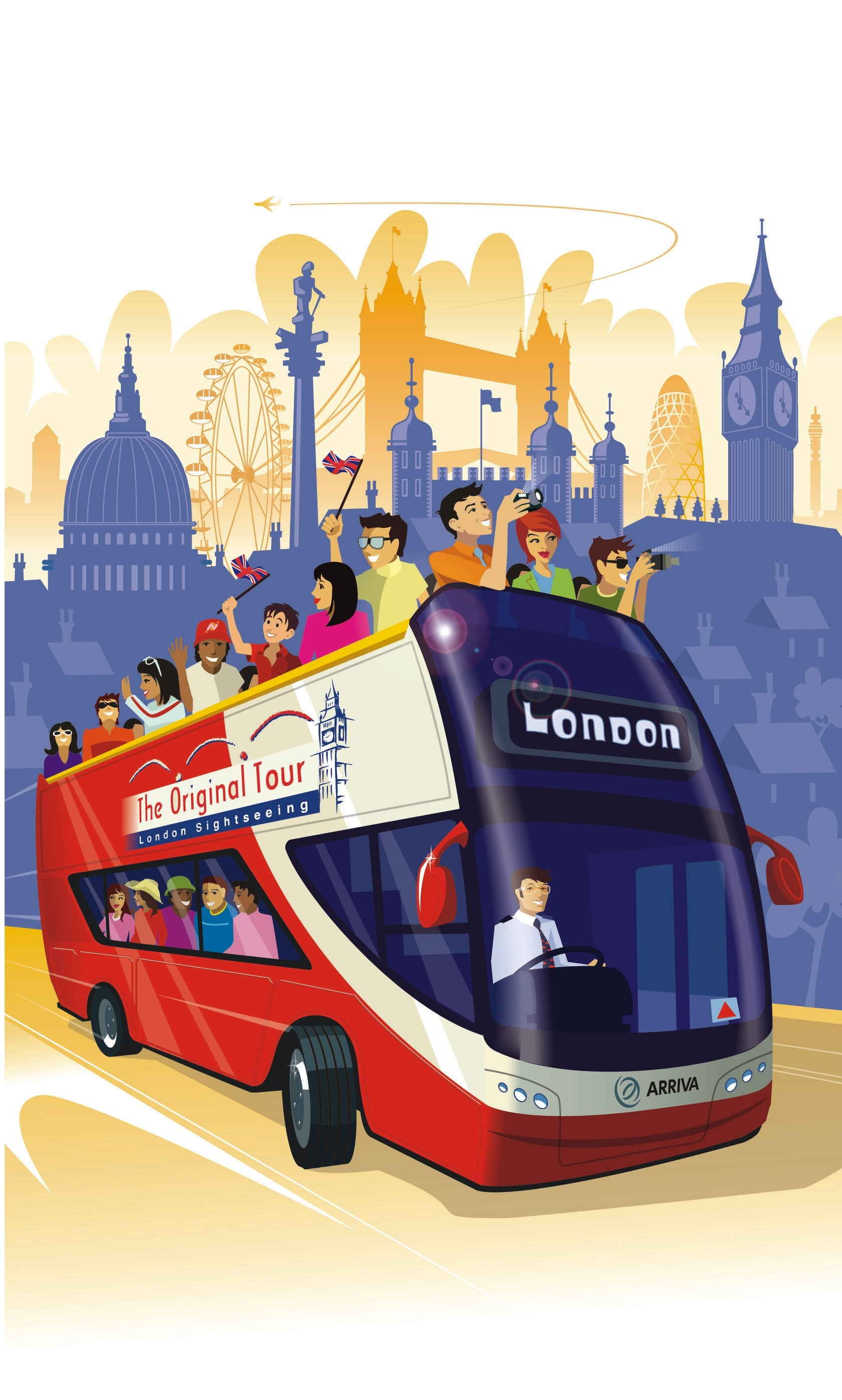'The Original Tour' London Sightseeing - 48 Hour Ticket