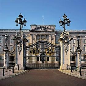 Buckingham Palace and Windsor