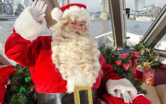 Sail with Santa Cruise