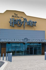 Warner Bros. Studio Tour with Golden Tours Coach Travel from Kings Cross St Pancras