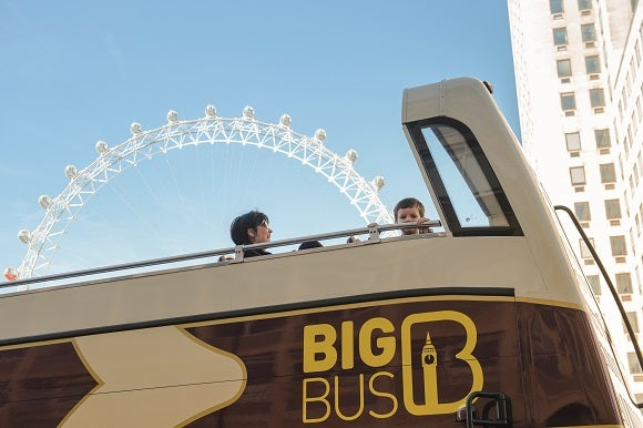 Big Bus Tour Classic Ticket