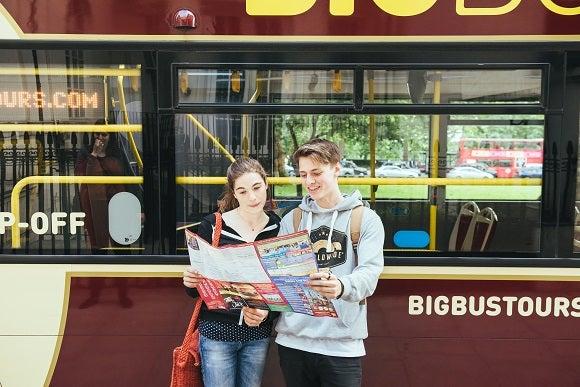 Big Bus Tour Premium Ticket