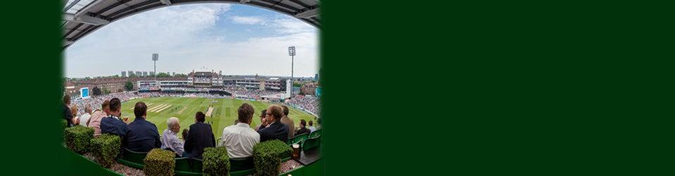 Kia Oval Ground Tours TeCom Banner