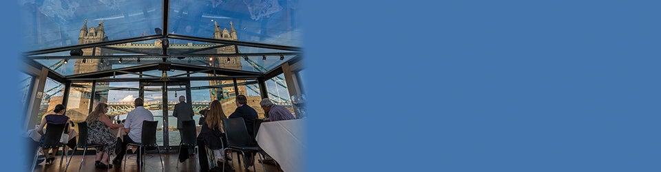 Bateaux Sunday Lunch Cruise