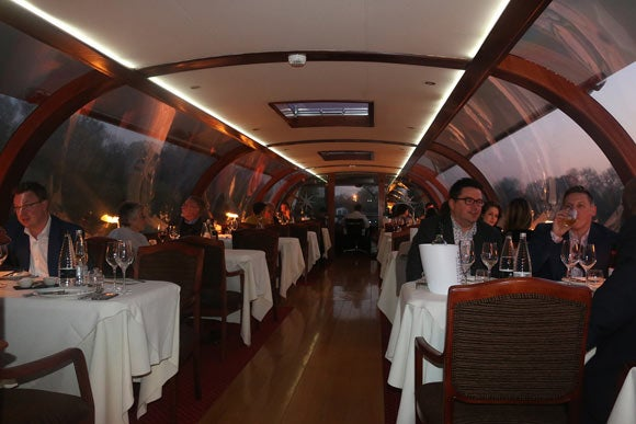 Windsor Bateaux Sunday Lunch Cruise