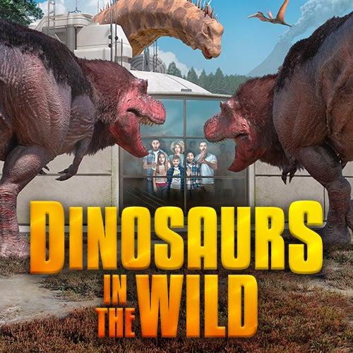 Dinosaur's In The Wild