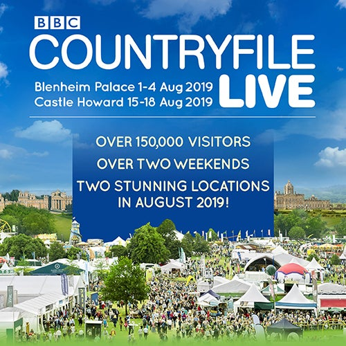 BBC Countryfile Live 2019 - Blenheim Palace