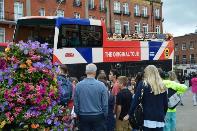 The Original Tour Windsor Bus Tour