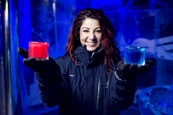 Belowzero Ice Bar