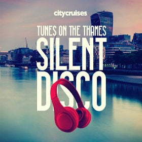 Tunes on the Thames - Silent Disco