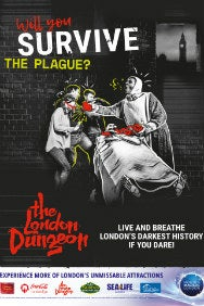 The London Dungeon VIP Ticket (Same Day)