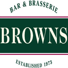 Pre-Theatre Meal at Browns Covent Garden