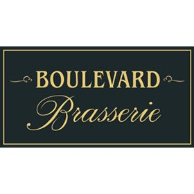 Post-Theatre Meal at Boulevard Brasserie