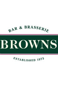 Pre-Theatre Meal at Browns Victoria