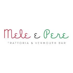 Pre-Theatre Meal at Mele e Pere