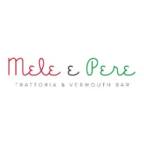 Post-Theatre Meal at Mele e Pere