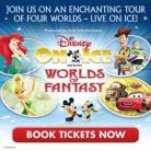 Disney On Ice - Worlds Of Fantasy