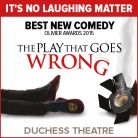 The Play That Goes Wrong - Saga Exclusive Q & A