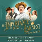 The Importance Of Being Earnest Meal Deals