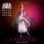Irina Kolesnikova London Season: La Bayadere