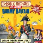 Horrible Histories - Barmy Britain Part 3