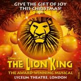 The Lion King - London
