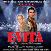 Evita: London