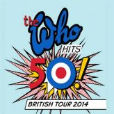 The Who British Tour 2014