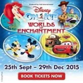 Disney On Ice Presents World's of Enchantment