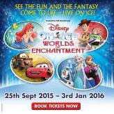 Disney On Ice Presents World's of Enchantment