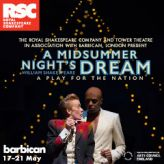 A Midsummer Night's Dream RSC