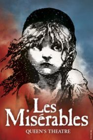 Les Miserables Tickets poster