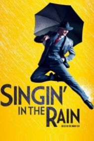 Singin' In The Rain Tickets poster