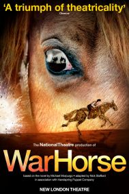 War Horse - London Tickets poster