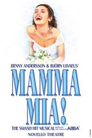 Mamma Mia! - London Tickets poster