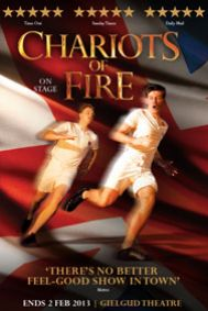 Chariots of Fire Tickets poster