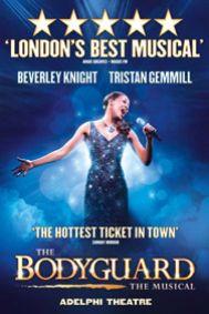 Londons Best Musical Bodyguard - Virgin Experience Days