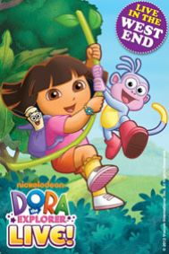 Dora The Explorer Live Tickets poster