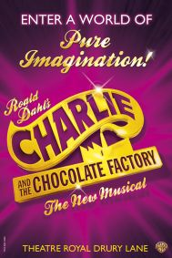 Charlie and the Chocolate Factory Tickets poster